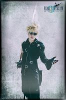 Cloud Strife - FF VII: Advent Children - Cosplay by darknetcs