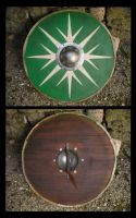 Rohirrim Shield by Carancerth