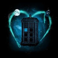 With love from Gallifrey by RiverLovesmith