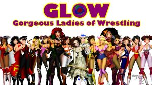 Gorgeous Ladies of Wrestling by andre4boys