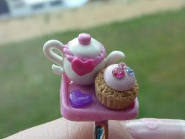 Tea Time Ring by PinkCakes