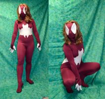 Ultimate Spider-woman by temperance