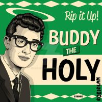 Buddy the Holy by roberlan