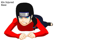 Injured Andy Biersack Naruto styled 4 by RomanoLoves-Italy3