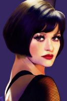 Miss Velma Kelly by littleconstellation