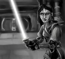My Sith Warrior by Vixen11