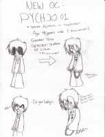 .: Pycho 01 :. by TheJokersCards