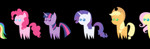 MLP simplified by Vladar4