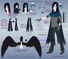 REF: The Shadow King by nukdae