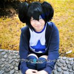 BRS TV ~ Kuroi Mato (Casual Hoodie) by artful-trickster