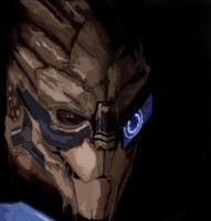Garrus CSS by Shelest92