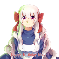 Medusa Birthday by AimaiElegy