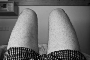 The Legs of Someone... by UnicyclistJoe