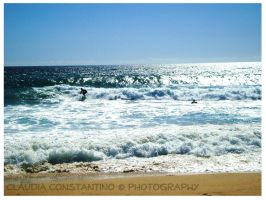 .: Costa da Caparica Sea :. by ClaudiaConstantino
