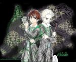 A Wolf and a Dragon: A Tale of Two Slytherins by EnchantedRevelation