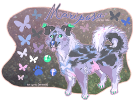 Mariposa by millykins