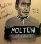 Eddy Merckx by Jon-Wyatt