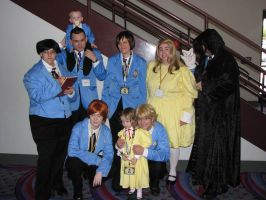 Ouran with CosplayZone by Khiorii