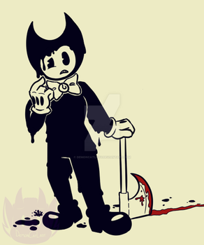 Bendy by DemonCatLady