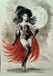 Crimson Witch by curiouseffect