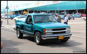1995 Chevy Stepside K1500 by compaan-art