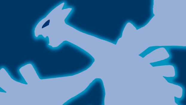 Great Guardians: Lugia by FireWings26
