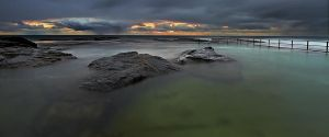 North Curl Curl Baths by MarkLucey