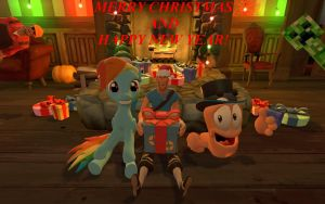 Holiday greetings 2011 by TBWinger92