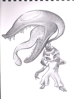 Mawile by HorrorDance