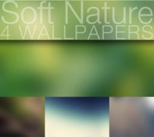 Soft Nature Wallpaper by NKspace