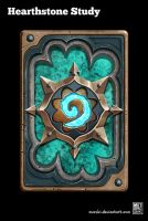 Hearthstone Study by muzski