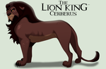 Ceberus~ Father of Zira by EyesInTheDark666