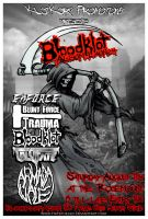 Bloodklot album Launch by hatefueled