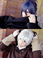No. 6 - Nezumi x Shion Cosplay by K-I-M-I
