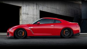 Nissan GTR Black Edition '10 by HAYW1R3