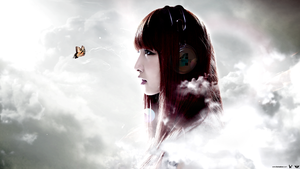 Jihyun - 4Minute - WP 71 by udooboo