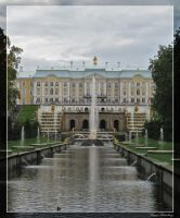 Peterhof Palace by maska13