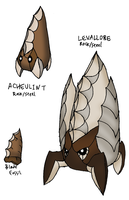 Primitive Weapons by FawkesTheSkarmory