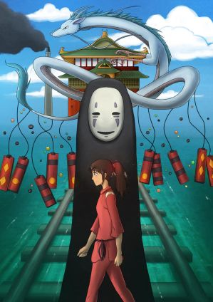 Spirited Away by Cold-Creature