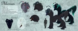 Phlorian Reference Sheet by Mith-cest-Moi