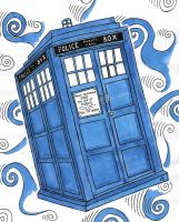Tardis by ObviouslyCumbersome