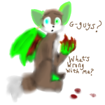 What's happened to me? by Chloethekitty