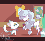 The Diva and The... by Great9Star