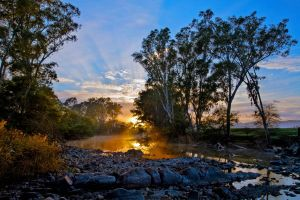 Goulburn Sunrise by Bjay70