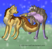 is this the right flower? by KimmenWolf