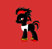 Shadow as a MLP by WolfieMaster