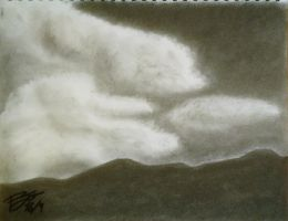 Clouds by PaintingJo