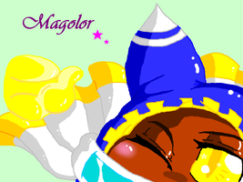 Magolor by Kirbycutieslove76