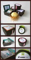 From'me Packaging by melito