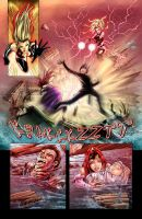 Legends of Candralar - The Sorceress Strikes by Candralar